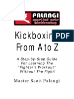 15482967 Kick Boxing From a to Z