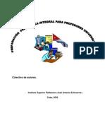 Preparacion Pedagogica Integral