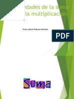 Propiedades de la suma y multiplicacion