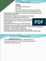TUGAS DAN TANGGUNG JAWAB PEKERJA (sent by email 21 Jan 2015).ppt