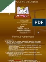 Convulsive Disorder 08