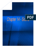 chapter 14 - sound