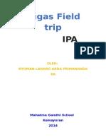 Tugas Field Trip-final