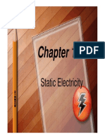 chapter 15 - static electricity