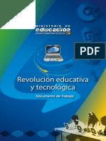 Documento de trabajo Tic ministerio de educación Bolivia