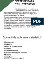 Statistica descriptiva CIG II
