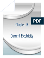 chapter 16 - current electricity part 1