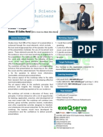 Art and Science of Effective Business Presentation Workshop - June 10-11