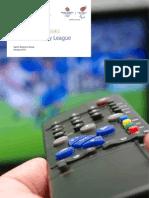 Classifica Fatturati Calcio - Deloitte Football Money League 2015