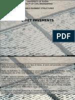 Quiet Pavements presentation