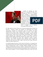 Luis Orlandini Curriculum
