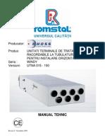 UTNA-Manual Tehnic Underlined