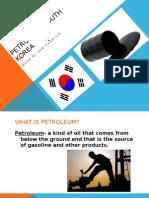 petroleum-south korea
