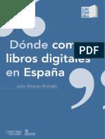 Donde Comprar Libros Digitales en Espana