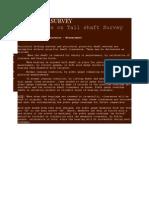 TAIL SHAFT SURVEY.docx