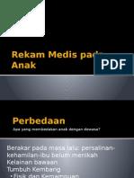 Rekam Medis pada Anak.pptx