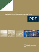 Corporate Social Responsibility Report 2010-1