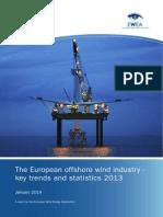 European Offshore Statistics 2013