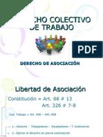DERECHO COLECTIVO DE TRABAJO.ppt