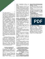 Trabajo Juicios - Los Efectos Patrimoniales Frente a Los Acreedores Quirografarios