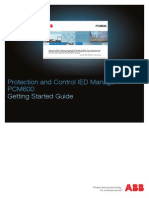 PCM600 Getting Started Guide EN