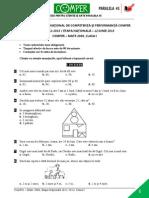 Subiect Si Barem Matematica EtapaN ClasaI 12-13
