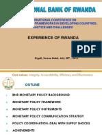 Country Experiences - Rwanda