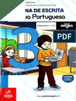 136262190 Oficina de Escrita Lingua Portuguesa 3 º Ano Pasta Magica PDF
