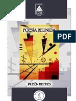 Poesia Reunida - Ruben Reches