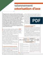 Le dimensionnement d'une motorisation d'axe.pdf