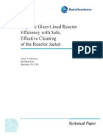Improve Glass-Lined Reactor