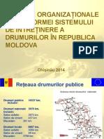 Ababii_Aspecte Organizationale Ale Reformei Sistemului de Întretinere a Drumurilor