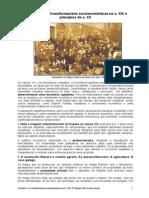 Unidade 4 Transformacións Socioeconómicas