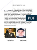 How N.K Proteins Duped NSEL