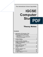 igcse comp studies course notes