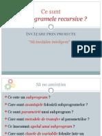 Subprograme recursive 10.ppt