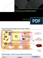 WiMax RF Planning & Optimization