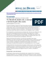 JoDoBrasil_No Brasil, A Energia Solar Ainda é Inviável Pelo Alto Custo