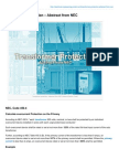 Electrical-Engineering-portal.com-Transformer Protection Abstract From NEC