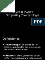 Generalidades (Traumatologia)