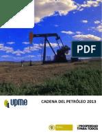 Cadena Del Petroleo 2013..