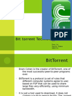 Bit Torrent Technology