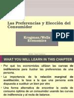 Las Preferenicas y Eleccion Del Consumidor_Ch11