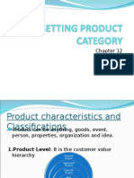 SETTING PRODUCT CATEGORY