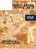 CIP Annual Report 1975