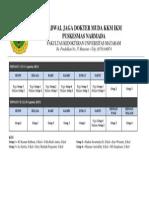 Jadwal Jaga IKM (PDF)