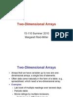 arrays2D