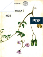 CIP Annual Report 1978