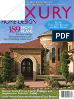 Luxury Home Design 2010, Issue HWL 17