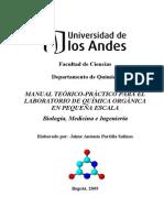 Manual Organic a A